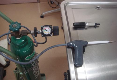 凍結手術装置